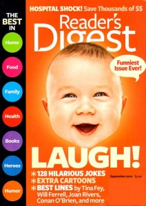Readers Digest 212x300 ***TODAY ONLY***Readers Digest: Only $3.99 with Coupon Code!