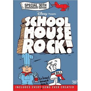 School House Rock Deal Schoolhouse Rock only $9.99 (Reg $19.99)