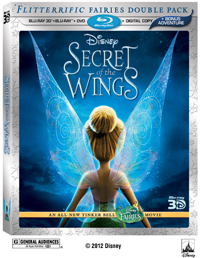Secret of the Wings Free *Hurry* Free Tickets to Tinker Bell and the Secret of the Wings on 10/13!
