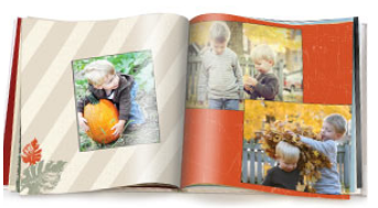 Shutterfly 50% off Shutterfly Hard Cover Photo Books (plus NEW fall backgrounds!)