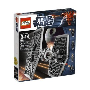 Star Wars Tie Fighter Big Markdowns On Legos!