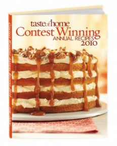 Taste of Home cookbook Taste of Home $5 Cookbook Sale *Great Present!