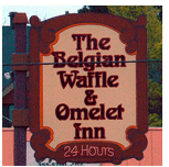 The Belgian Waffle Omlet Inn $20 GC to The Belgian Waffle & Omelet Inn (Midvale) for $10