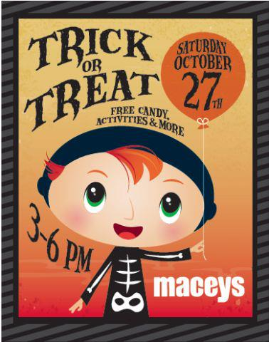 Trick or Treat Maceys Best Maceys Deals 10/22 – 10/29 *New Longer Ad*