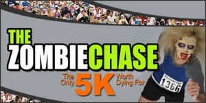 Zombie Chase 300x150 $28 Entry to The Zombie Chase 5k (Regularly $52)   In Lehi