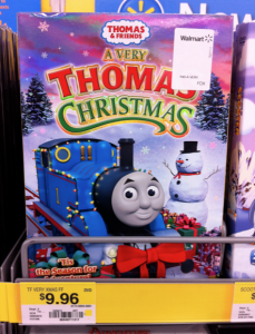 a very thomas christmas walmart