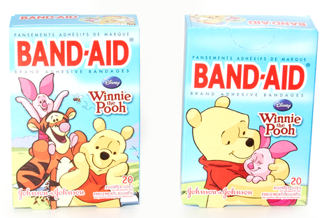 bandaid 6 boxes Band Aids $3.99!