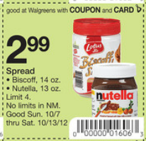 biscoff walgreens coupon Oh YUM! My Review on the Biscoff Creamy Spread! Plus Walgreens Deal!