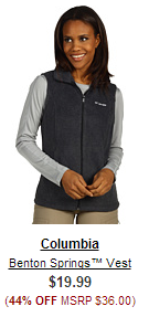 columbia Outerwear Sale (adults + kids) $20 shipped  Columbia, London Fog, Polo, Puma + more...