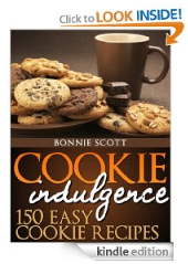 cookie cookbook Freebie: Cookie Indulgence: 150 Easy Cookie Recipes (reg $3.99)