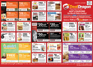 picture relating to Papa Ginos Printable Coupons named Printable coupon codes for eating places