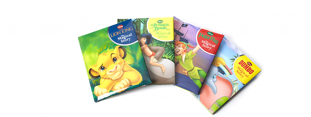 disney book set1 1024x388 ***TODAY ONLY*** Disney Padded Bundle Set of 4 Books: $9.99!
