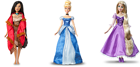 disney singing dolls Singing Disney Princess Dolls Only $20!
