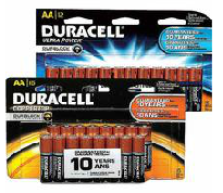duracell Walgreens Deals October 21 27 *$.24 toothpaste!