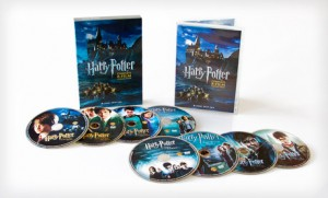 harry potter 300x181 HOT Christmas Gift Item! Harry Potter 8 Disc DVD Set only $54 Shipped!