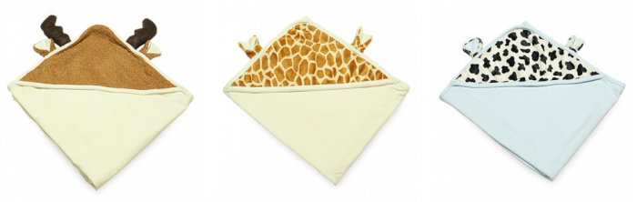 hooded swaddle Darling Hooded Swaddle Blankets Starting at $8.50 (Regularly $28)!