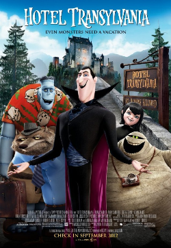 hotel transylvania Hotel Transylvania Movie Ticket Offer! Get a FREE Ticket with Select DVD Purchases!