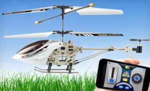 iphone controlled helicopter 300x182 iPhone Controlled Helicopter only $32 Shipped!