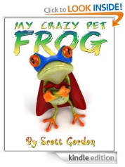 my crazy pet frog FREEBIE: My Crazy Pet Frog (reg $1.99)