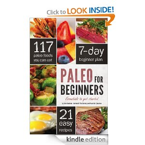 paleo for beginneers FREE eBook! Paleo for Beginners: Essentials to Get Started
