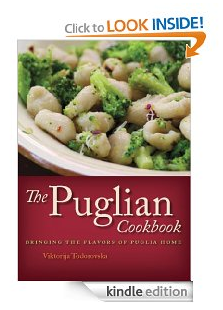 puglian 2 FREE Cookbooks for Kindle! The Puglian Diet and Vegetarian 101
