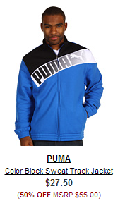 puma Outerwear Sale (adults + kids) $20 shipped  Columbia, London Fog, Polo, Puma + more...
