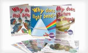 "set of 10 kids books 300x181 ""First Questions and Answers"" 10 Book Childrens Sets: $23 Shipped"