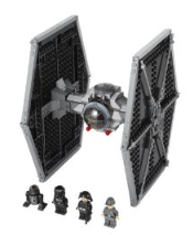 star wars 2 LEGO Star Wars Tie Fighter 9492 $35.20 (reg $54.99)