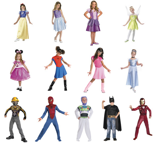 walmart halloween costume bundle deal1 2 for $19 Childrens Costumes!