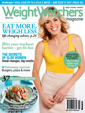 weight watchers Weight Watchers Magazine Subscription: Only $4.50!