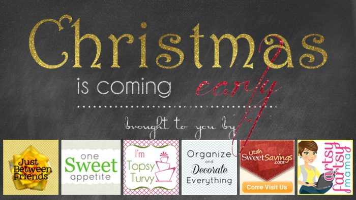Christmas is coming early1 Christmas is Coming Early Giveaway #2:  Where We Shop