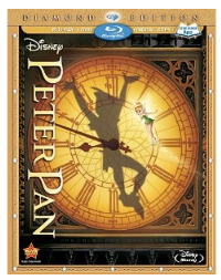 Peter Pan Peter Pan being released on bluray today!  Roundup on deals