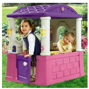 Playhouse Step 2 all seasons playhouse   $79 shipped! (reg $120)