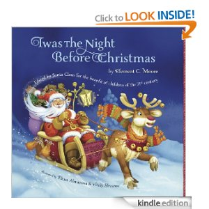 Twas  Night  Christmas on Twas The Night Before Christmas Free Ebook  Twas The Night Before