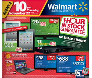 Walmart Black Friday Ad Walmart Black Friday Ad
