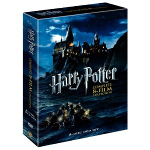 harry potter Harry Potter: The Complete 8 Film Collection for $27.99 Shipped!
