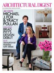 Architectural Digest Architectural Digest Magazine for $5.99/year (Great Home Decorating Tips)