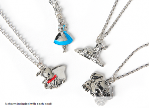 Disney charms 300x219 Disney Book w/ Charm (Pack of 4) $20 shipped