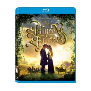 Princess Bride Blu ray Deal Princess Bride: 25th Anniversary Edition [Blu ray]: Only $7.99!