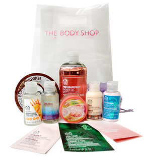 The Body Shop UK 25 % off everything (including Golden Rules & Gifts) when you present the code 25 % off everything (including Golden Rules & Gifts) .