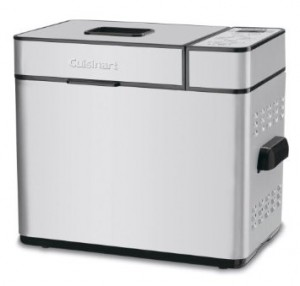 breadmaker 300x286 Cuisinart 2 Pound Breadmaker: $76.20 (Regularly $185)