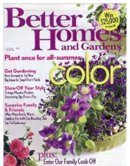 Better Homes Garden 1 Yr For 5 42 Issue Utah Sweet Savings