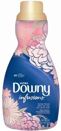 Downy Infusions Fabric Softener