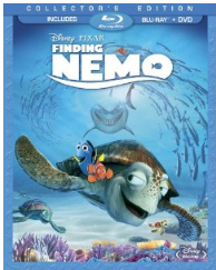 Finding Nemo collectors edition Finding Nemo Collectors Edition (Blu ray/DVD) $16.29!!! Reg $39.99