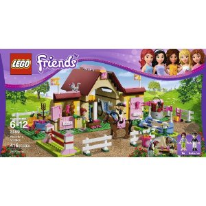 Lego Friends Heartlake Stables Deal Lego Friends Heartlake Stables  $34  (Reg $49.99) *Super Hot Deal*