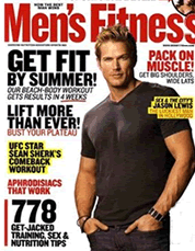 Mens Fitness magazine Mens Fitness Magazine for $4.29/year (43¢/issue)