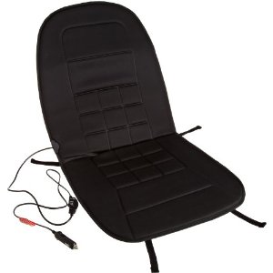 amazon heated seat cushion 2 Volt Black Heated Seat Cushion with 2 way Temperature Controller: Only $14.95! (Reg $29.95)
