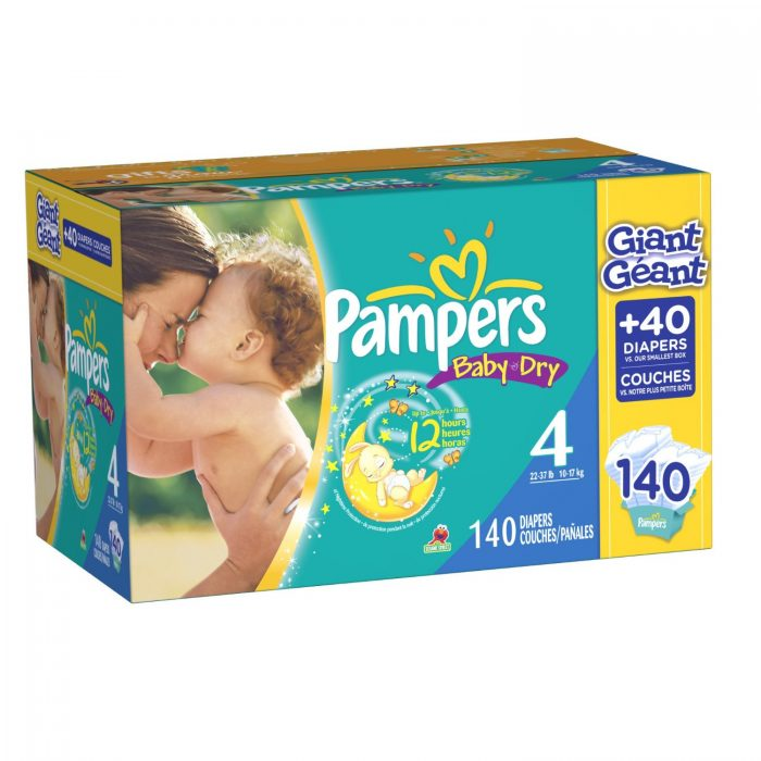 Pampers Swaddlers Sensitive Diapers Economy Plus Pack Size 4 ( () For a happy baby and a soft bum, bundle your newest family member in the comfort of pampers swaddlers sensitive size 4 disposable diapers. These hypoallergenic baby diapers are made of ultra-soft quilted cotton and a touch of soothing aloe. A special absorb away liner pulls wetness away from baby's delicate skin.