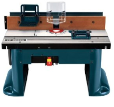 Bosch router table Bosch Benchtop Router Table $134.99 shipped (reg $358)