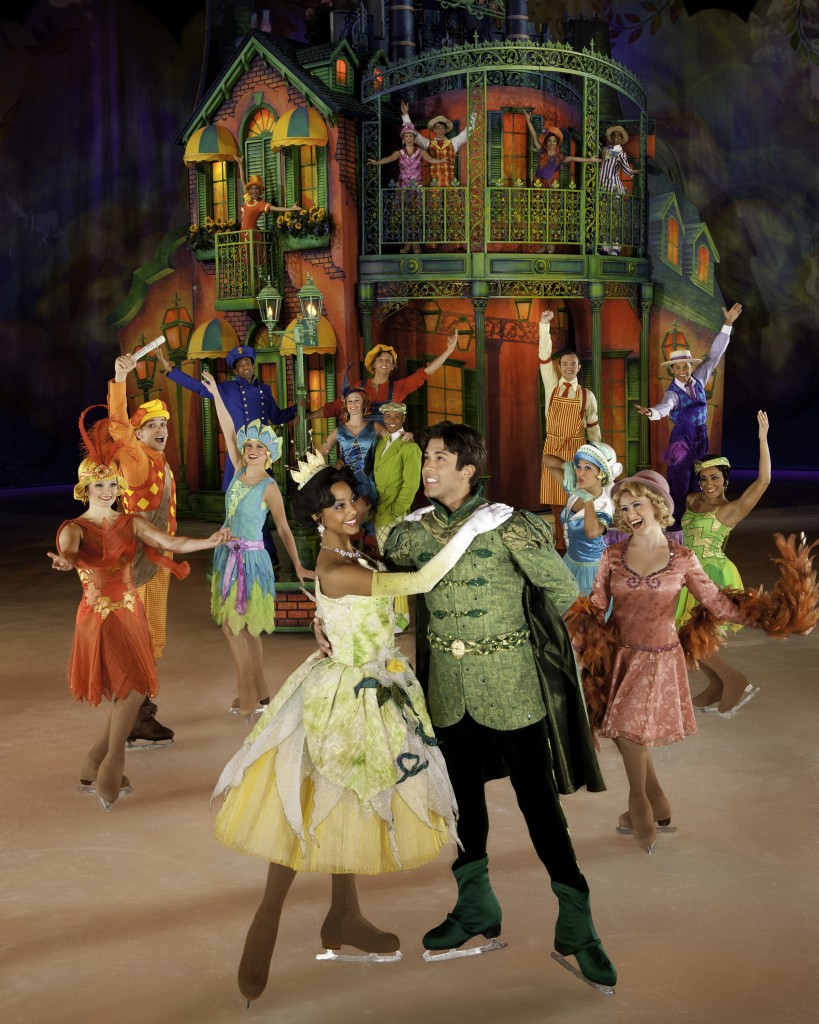 Disney on Ice - Princess in the Frog